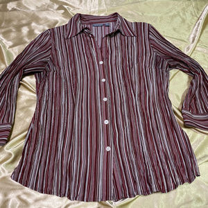 Apt. 9 Stretch Shirt Size M
